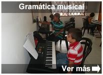Programa Gramática musical