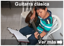 Guitarra clásica o popular