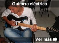 Programa Guitarra eléctrica